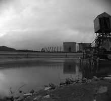 Abandoned chemical plant by Sarah Horsman