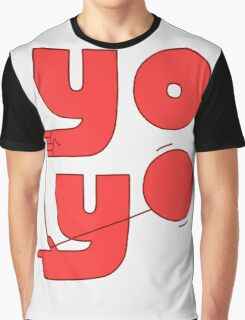 Yo Graphic T-Shirt
