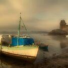 Misty Saint Servan by Ann Garrett