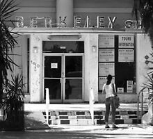 Miami Street Photography 3 by Frank Romeo