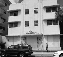 Miami Street Photography 2 by Frank Romeo