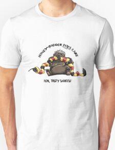 Honey-Badger DOES care! Unisex T-Shirt