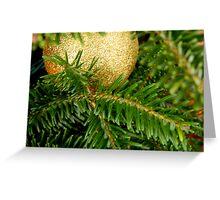 Christmas - Up Close (2)  ^ Greeting Card