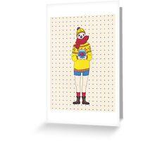 Fishbowl Greeting Card