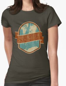 Drake and Sullivan's Womens Fitted T-Shirt