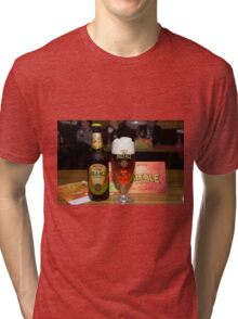 Brackie Pale Ale Tri-blend T-Shirt