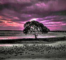 Stormy sky by GeoffSporne