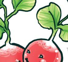 Veggie lovin' Sticker