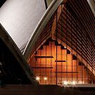 Sydney Opera House by Joslin Hartley