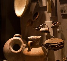 Pottery Still Life by phil decocco