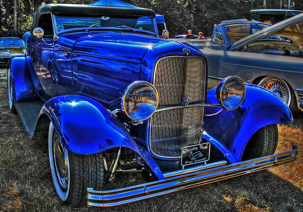 V8 Blues by Steve Walser