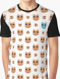 Animal Kingdom: Squirrels Graphic T-Shirt
