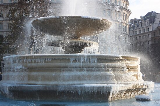 Frozen Fountain by rafstardesigns