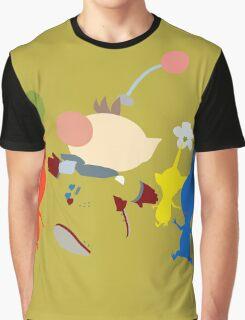 Captain Olimar Graphic T-Shirt