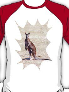 Kangaroo Watching T-Shirt