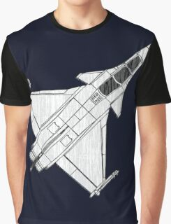 Dassault Rafale T-Shirt Graphic T-Shirt
