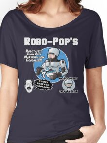 RoboPops Cereal Box Mashup Women's Relaxed Fit T-Shirt
