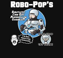 RoboPops Cereal Box Mashup Unisex T-Shirt