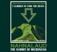 Nahnalaud: Summit of Micronesia (Tame the Beast) by oddfruit