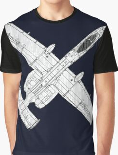 A 10 Thunderbolt Graphic T-Shirt