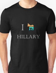 I love Hillary Clinton 2016 T-Shirt