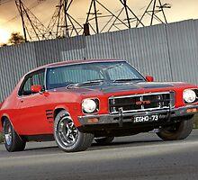 Holden HQ GTS Monaro  by John Jovic