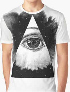 The Eye In The Sky Graphic T-Shirt