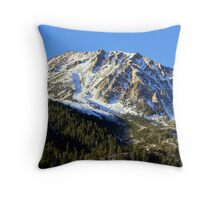 """High Sierras"" Throw Pillow"