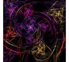 Swirly twirly Photographic Print