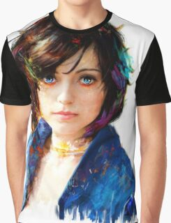 Elizabeth Graphic T-Shirt