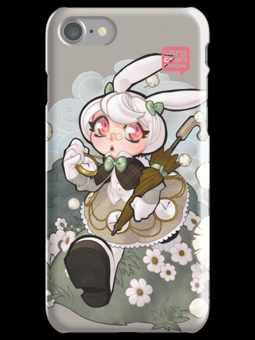 white rabbit by Rose Besch