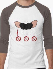 Just 3 Rules Men's Baseball ¾ T-Shirt