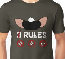 Just 3 Rules Unisex T-Shirt