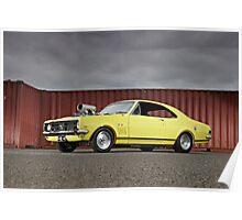 Holden HK GTS Monaro Poster