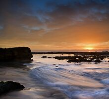 Boxing Day Sunrise by Andrew Murrell