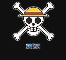 One Piece Rufy 's flag Unisex T-Shirt