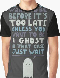 Motivational Speaker Graphic T-Shirt