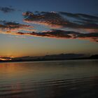 Sunset at Bribie Island - A bit later by STHogan