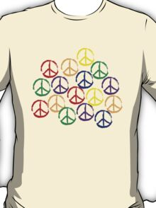 Peace Sign T-Shirt T-Shirt