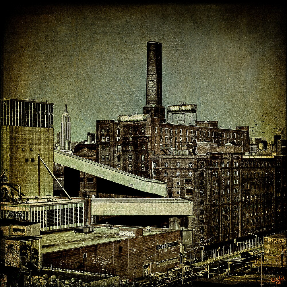The Sugar Factory by Chris Lord