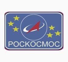 Roscosmos - Flight Suit Patch Kids Tee