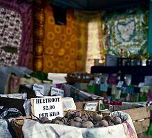 Potato Stall, Farm Gate Market by Brett Rogers