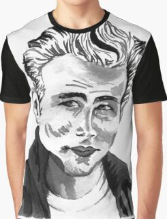 James Dean Graphic T-Shirt