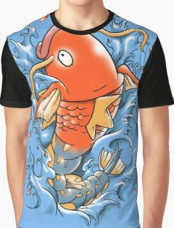 Magic Karp Koi Graphic T-Shirt