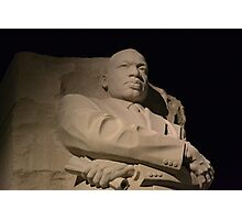 MLK memorial Washington, DC Photographic Print