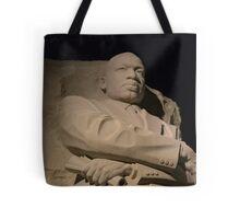 MLK memorial Washington, DC Tote Bag