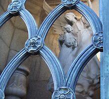 Angel Behind Bars by SlenkDee