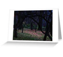 Fairy Lights Greeting Card