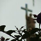 The Flower And The Cross by SlenkDee