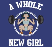 A Whole New Girl Gym by NibiruHybrid